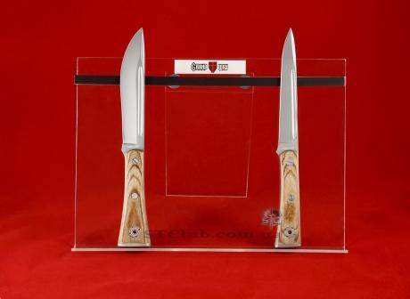 Магнитная подставка для ножа своими руками